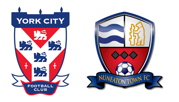 York – Nuneaton Borough