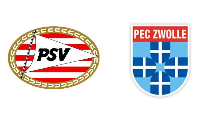 PSV – PEC Zwolle