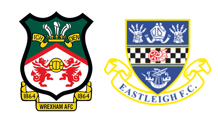 Wrexham – Eastleigh